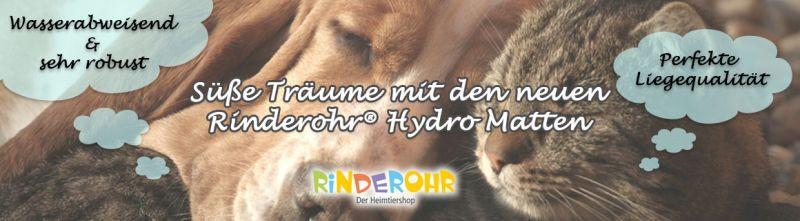 rinderohra hundematte hundebett hydro